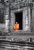 Photos Angkor - Bayon à Angkor Thom