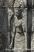 Photos Cambodge - Angkor -  Angkor Thom -