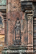Photos Cambodge - Angkor - Banteay Srei -