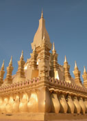 Photos Laos - Vientiane - Le Pha That Luang