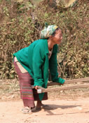 Photos Laos - Vang Vieng - Le Laos authentique cotoye le tourisme routard