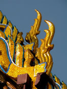 Photos du Laos - Wat Phra Kaeo,le temple du Bouddha d'émeraude