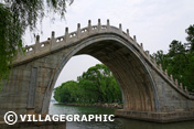 Photos Pékin/Beijing - Le pont de la ceinture de jade