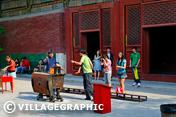 Photos Pékin/Beijing - Le temple des Lamas ou Yonghe ou Lama temple