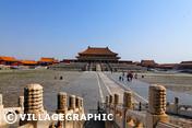 Photos Pékin/Beijing - La place de la Cité interdite