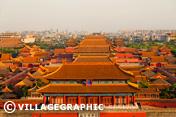 Photos Pékin/Beijing - Les toits de la Cité interdite