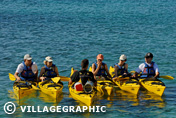 Photos Provence - Kayaks de mer dans les calanques à La Ciotat