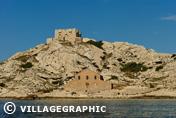 Photos Provence - L'île du Frioul