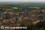 Photos Provence - Vue sur les toits du village