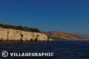 Photos Provence - Massif des calanques et Cap Canaille