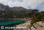 Photos Provence - La Calanque de Sormiou