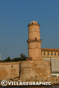Photos Provence - Le fort Saint-Jean -