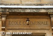 Photos Provence - L'école communale
