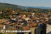 Photos Provence - Vue sur Eyguières