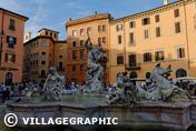 Photos Rome - Les fontaines de la Piazza Navona