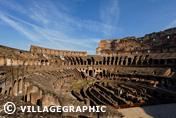 Photos Rome - Le Colisée, au centre de Rome
