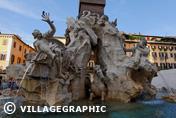 Photos Rome - Fontana dei Quattro Fiumi