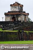 Photos Vietnam - Remparts de la citadelle de Hué