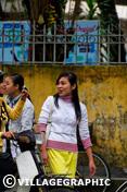 Photos Vietnam - Etudiante de Hué