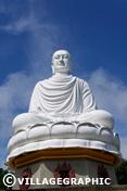 Photos Vietnam - Bouddha à Nha Trang