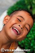 Photos Vietnam - Petit garçon dans le quartier de Cholon