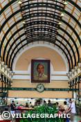 Photos Vietnam - La plus grande poste du Vietnam