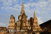Photos Thailande - Le temple Wat Mahathat à Sukhothai