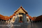 Photos Thailande - Wat Benchamabophi