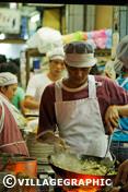 Photos Thailande - Resto de rue à Bangkok