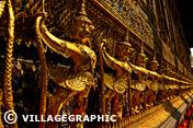 Photos Thailande - L'art thaï