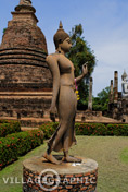 Photos Thailande - Parc historique de Sukhothai