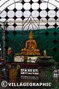 Photos Thailande - Photo prise au Wat Ratchanatdaram