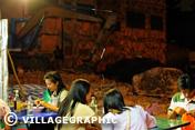 Photos Thailande - Resto de rue