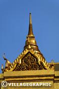 Photos Thailande - Ancien monastère
