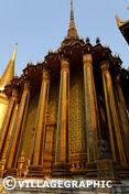 Photos Thailande - Chapelle royale