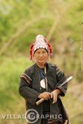 Photos Thailande - Tribus montagnarde