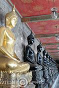 Photos Thailande - Temple de marbre/Marble temple Bangkok