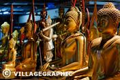 Photos Thailande - Marchand de Bouddhas