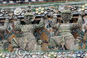 Photos Thailande - Le Wat Arun à Bangkok