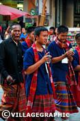 Photos Thailande - Population de Surin