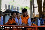 Photos Thailande - Ecoliers thaïlandais