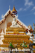Photos Thailande - Temple de Mukdahan