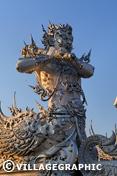 Photos Thailande - Wat Rong Khun