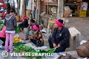 Photos Thailande - Petit marché du matin