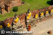 Photos Thailande - Ville d'Ayutthaya
