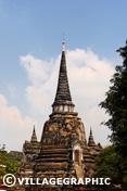Photos Thailande - Wat Phra Si Sanphet - grand temple