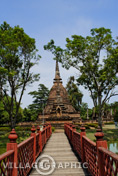 Photos Thailande - Wat Sa Si - Parc Historique Sukhothai