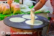 Photos Thailande - Crêpes thaï
