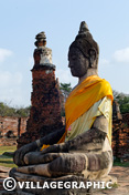 Photos Thailande - Wat Phra Mahathat