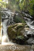 Photos Thailande - Chiang Rai - Chute d'eau